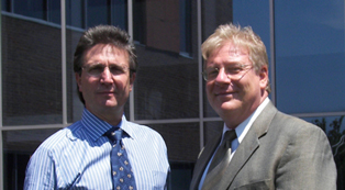 Peter Smith, Ph.D. and John Colombo, Ph.D.